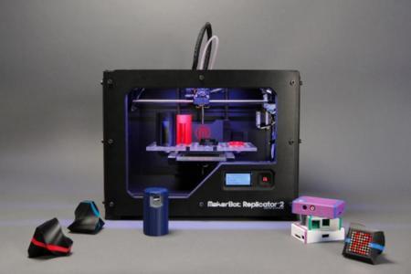 MakerBot ya es de un gigante de la impresión 3D