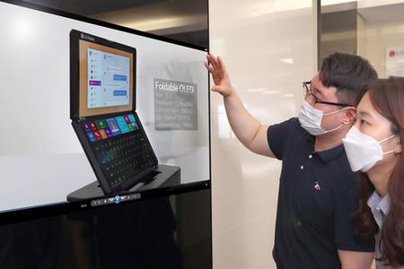 LG Display mostrará su próxima generación de paneles OLED transparentes y flexibles en el SID 2020