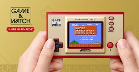 El nuevo Game & Watch de Super Mario Bros ya se puede preordenar en Amazon México, este es su precio