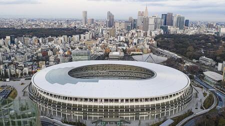 Estadio de Japón