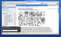 Mejorando el diseño de Google Reader