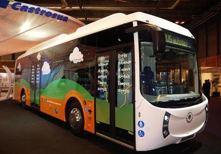 Tempus Autogas: el autobús híbrido enchufable a GLP español