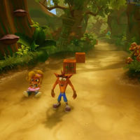 Crash Bandicoot N. Sane Trilogy en Nintendo Switch frente a la versión de PS4	en tres comparativas