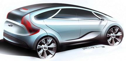 Planes de Hyundai para el Salón de Ginebra: HED-5 Concept y restyle del Matrix