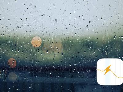 Weather Line: una preciosa app para vigilar el pronóstico del tiempo