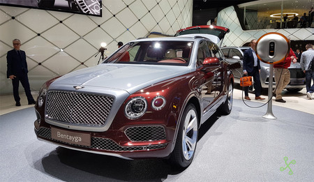 Bentley Bentayga Xtk