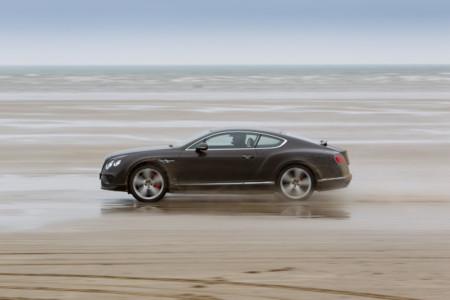 Bentley se enorgullece de batir un récord de velocidad de hace 88 años