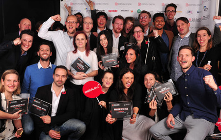 Digital Magazine Awards 2015 Participantes