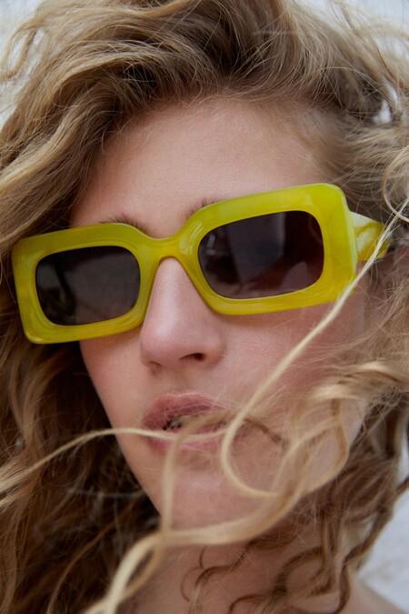 Zara Gafas Sol Color Pasta 04