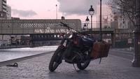 Rémi Chapeaublanc, la aventura en moto como medio para conseguir otros objetivos
