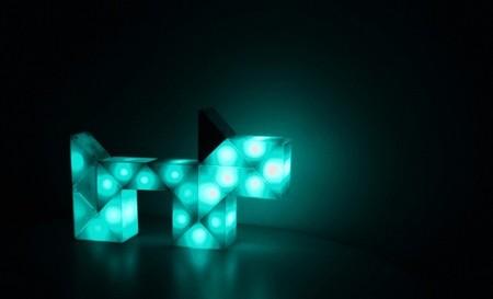 Twiink es un sistema de iluminación modular para los amantes de los puzles en 3D
