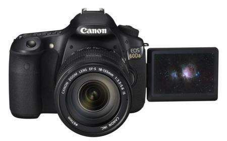 Canon EOS 60Da, la cámara con la que verás las estrellas
