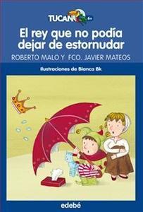 """""""El rey que no podía dejar de estornudar"""": una pequeña aventura para niños que ya leen por sí solos"""