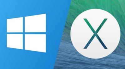 Windows 10 contra OSX El Capitán: enfrentamos sus versiones preliminares