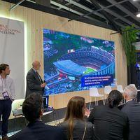 Telefónica convierte el Camp Nou en el primer estadio de fútbol de Europa en tener cobertura 5G dedicada