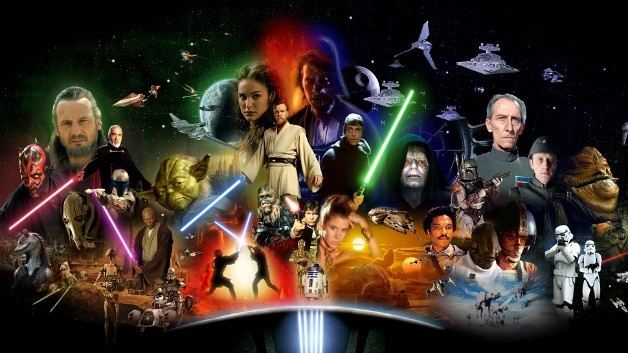 Star Wars Saga 1 6