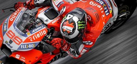 Jorge Lorenzo, uno más en sufrir la adaptación a la Ducati de la que sólo se salvó Stoner