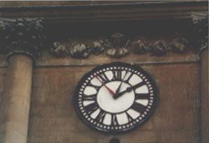 Reloj rebelde en Bristol