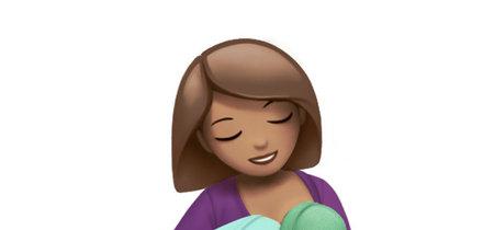 ¡Por fin! El nuevo emoji de la madre amamantando a su bebé ya está en nuestros teclados