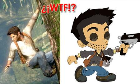 'Uncharted 2: Among Thieves', ¿se puede tener muñecos más feos?