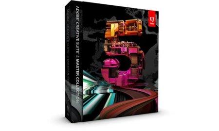 adobe creative suite cs5 master collection caja