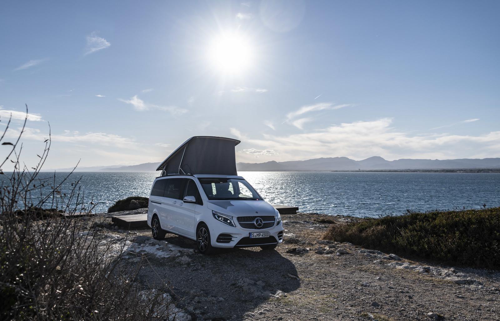 Foto de Mercedes-Benz Marco Polo 2019 (38/49)