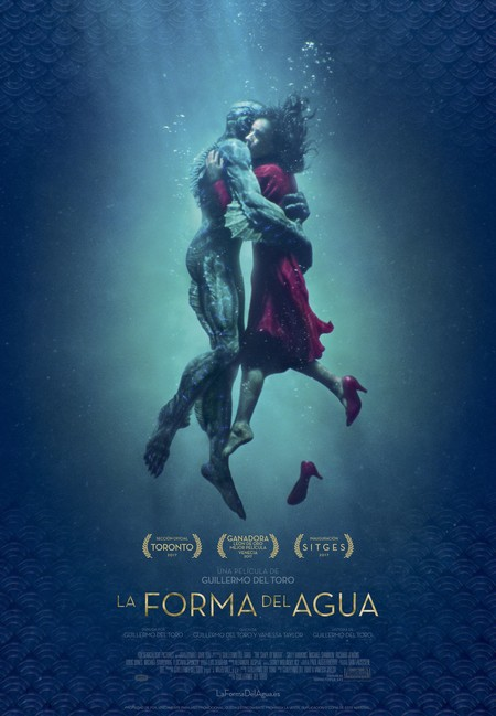La Forma Del Agua Poster Final