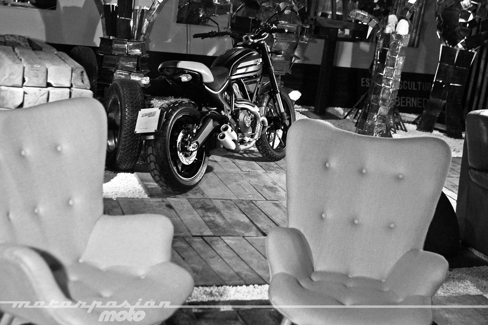 Foto de Ducati Scrambler, presentación 1 (36/67)
