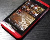 Blackberry prepara su modelo A10, nuevo tope de gama de la compañía