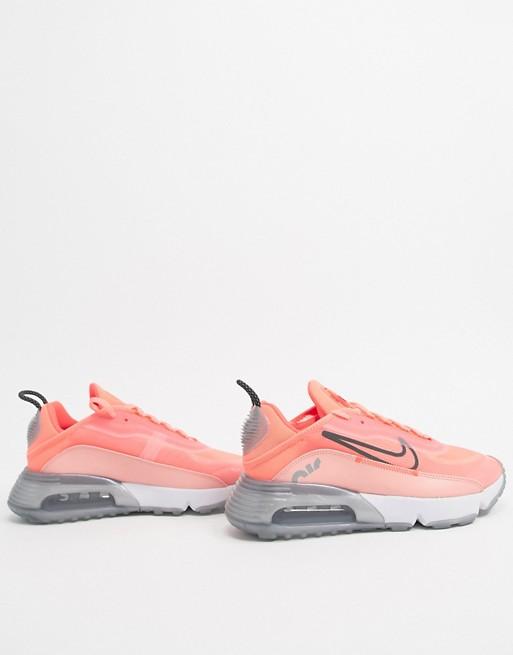 Zapatillas rosas Air Max 2090.