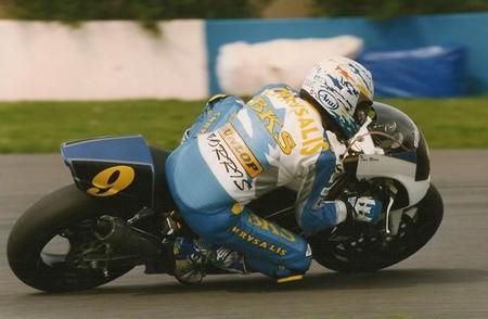 David Morris TT 1997