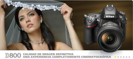 Llega a México Nikon D800: Una Experiencia Completamente Cinematográfica