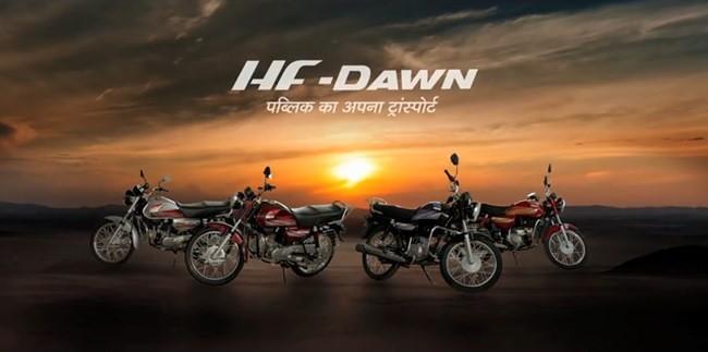 Hero Hf Dawn 100