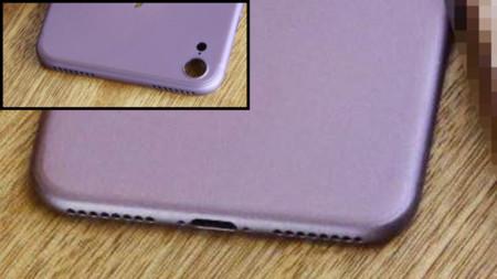 iPhone 7: se filtra una carcasa... con orificios para 4 altavoces