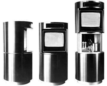 Pop-Up TV-Liquor Cabinet, ¿televisión y futbol?