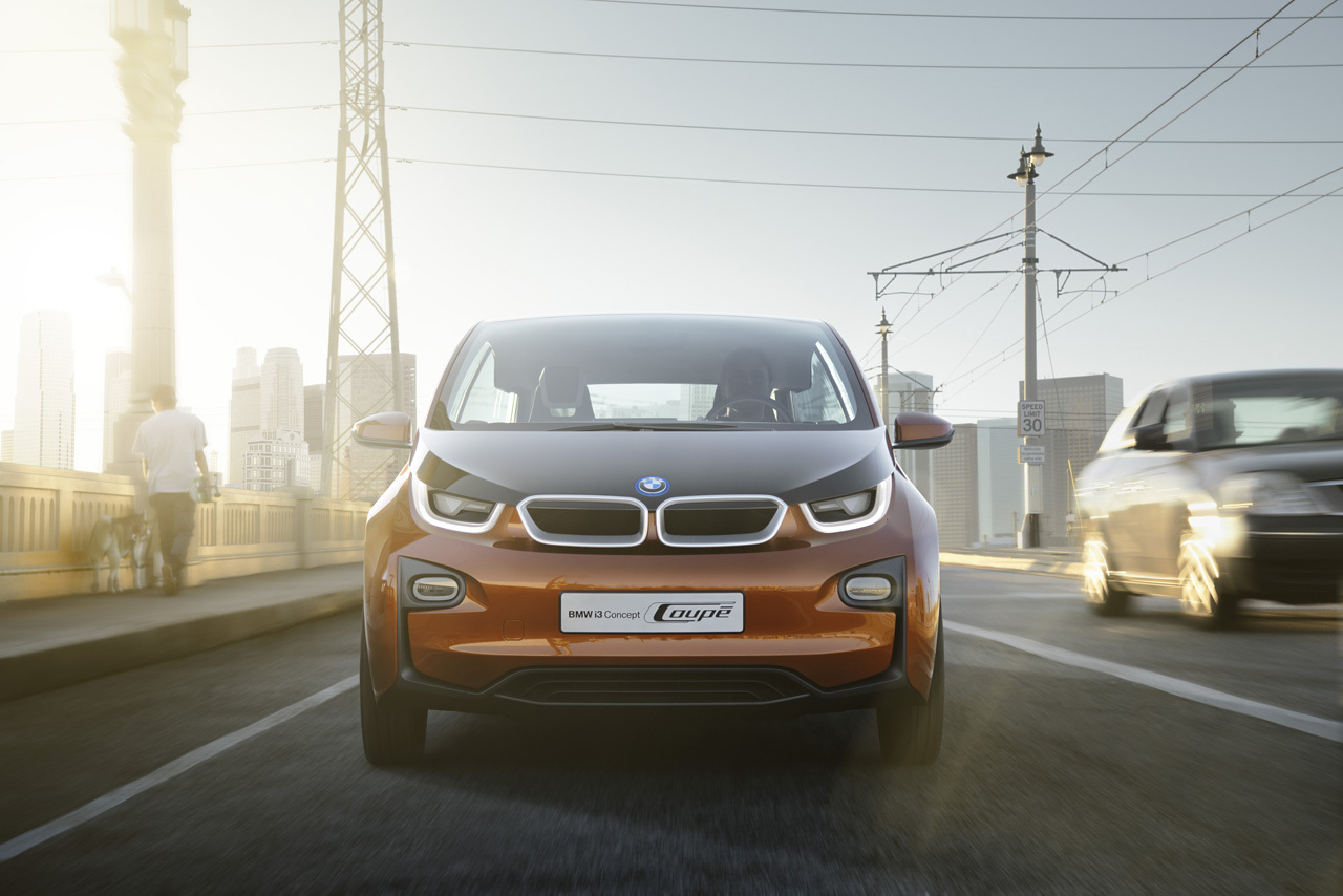 Foto de BMW i3 Concept Coupé (20/25)