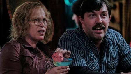 Patricia Arquette y Eric Lange