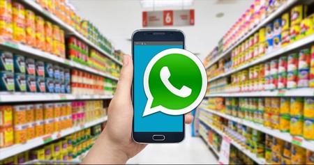 """Haz """"el súper"""" en México a través de Whatsapp"""