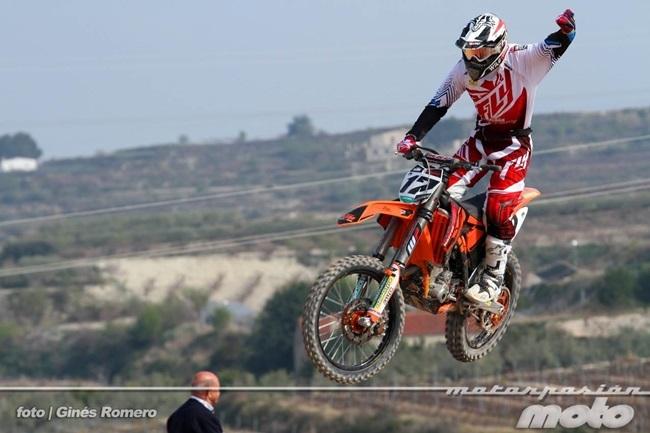 Motocross Albaida 2013