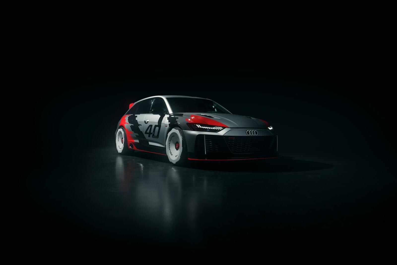 Foto de Audi RS6 GTO Concept (9/15)
