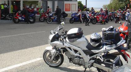 Se cumplen las previsiones, las ventas de motos han bajado un 11,9% en enero