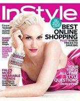 Gwen Stefani, la chica de rosa en portada