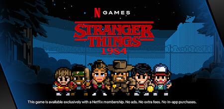 Stranger Things Juegos Netflix