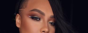 No solo Gigi Hadid sabe lucir el eyeliner blanco, para estas 29 instagrammers no tiene misterio