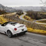 Fabricarán un Alfa Romeo 4C Spider edición limitada como homenaje al Duetto Spider