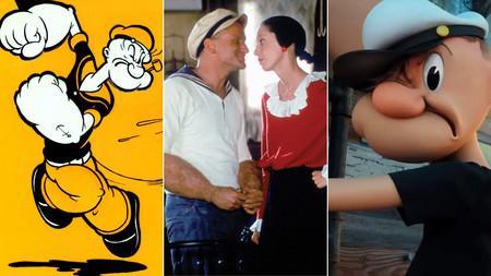 'Popeye': 90 años de adaptaciones del marinero peor hablado de la historia del cómic