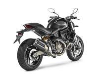 Ducati Monster 821 al detalle