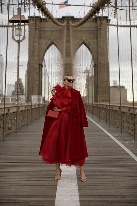 Combinar Abrigo Rojo 02