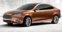 El Ford Escort de producción estará en Pekín