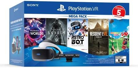 PlayStation VR en oferta en Amazon México por el Buen Fin 2020